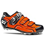 Chaussures VTT BUVEL - ORANGE FLUO - 42 Cyclisme Sidi