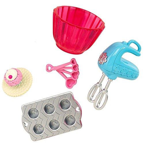 Barbie - Objetos de Decoración Set - Cocina - la magdalena de la hornada