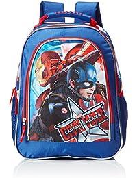 Preisvergleich für Artesanía Cerdá Rucksack 38cm Premium-qualität von Captain America Avengers bts16