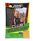 MS-Range by Michael Schlögl Grundfutter Club Feeder Bright 2,5Kg 0845604 Grundfutter