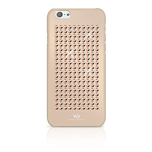 White Diamonds Wallet Schutzhülle für Apple iPhone 6, Eternity 18 Carat Rose Gold Clear, Apple iPhone 6/6s rose gold