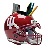 Schutt NCAA Indiana Hoosiers Mini Casque pour Bureau Caddy