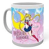Tasse sur la série anime Sailor Moon céramique 300 ml blanc