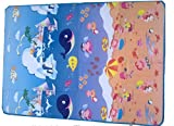 #9: Glitter collection (TM) Mat ,Kids Floor mat