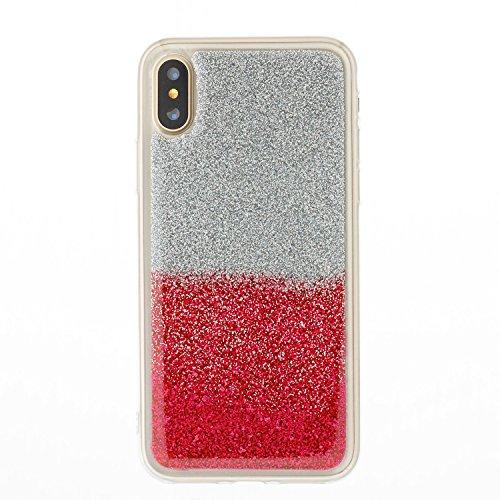 custodia iphone 8 rossa