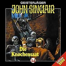Geisterjäger John Sinclair - Folge 14: Die Knochensaat [Musikkassette]