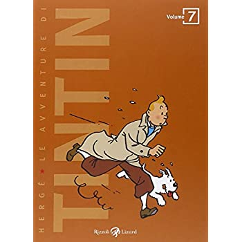 Le Avventure Di Tintin: 7