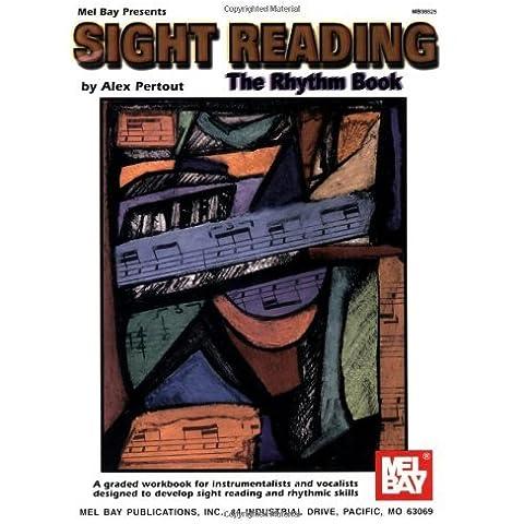 Sight Reading: The Rhythm Book by Alex Pertout (6-Nov-2001) Paperback
