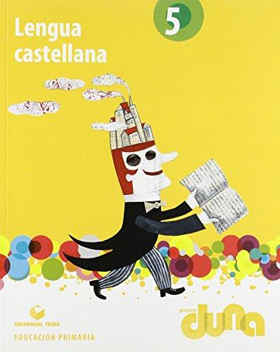 Lengua castellana 5º EPO - Proyecto Duna - libro - 9788430714469