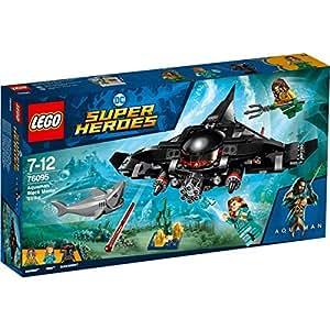 Lego Aquaman et l'attaque de Black Manta