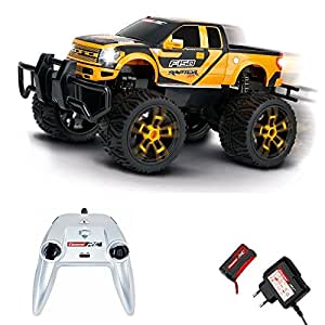 carrera rc 370162082 ford f 150 svt raptor y vehicles with function toys games. Black Bedroom Furniture Sets. Home Design Ideas