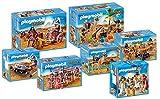 Playmobil Römer-Ägypter-Set: 5387, 5388, 5389, 5391, 5392, 5393, 5394