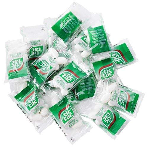Tic Tac Mint Drops [Pack 100] (Tic Tac Süßigkeiten)