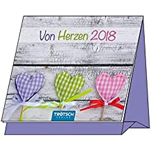 """Aufstellkalender """"Von Herzen"""" 2018"""