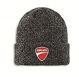 Ducati Company Mütze Cabled Knit grau