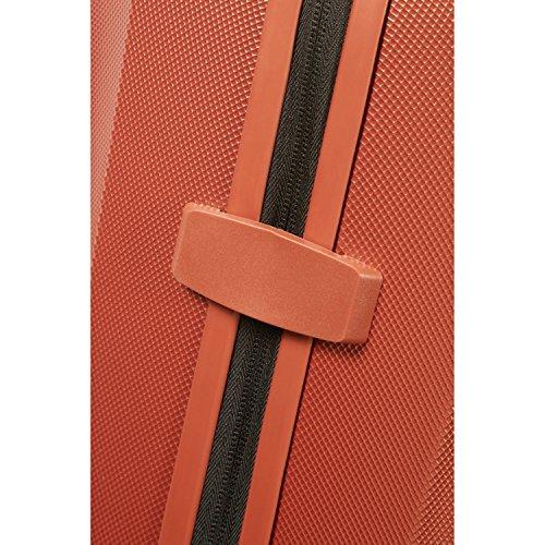 Samsonite Starfire Spinner 75/28 Koffer, 75 cm, 87 Liter, Orange Rust Orange Rust