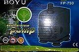 Boyu FP - 750 Completamente Sommergibile Pompa Acqua Regolabile per Serbatoi di Pesce