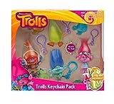 Trolls - 34051 - Porte-Clés - 4 Pack - 10 cm