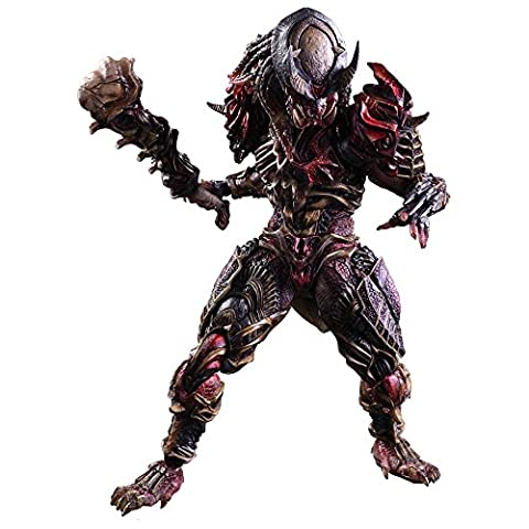 PREDATOR VARIANT PLAY ARTS KAI Predator /PVC, painted, mobile figure/SQUARE