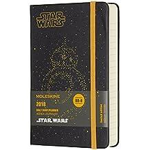 Agenda diaria 2018 12 meses, de bolsillo, BB-8 Star Wars