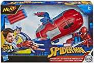 Spider-Man E7328EU4 Power Moves Spider-Man NERF  Web Blast Web Shooter Kids Roleplay Toy