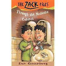 Zack Files 02: Through the Medicine Cabinet by Greenburg, Dan, Davis, Jack E. (1996) Paperback