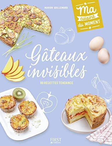 Gâteaux invisibles (Ma cuisine du moment) par Marion GUILLEMARD
