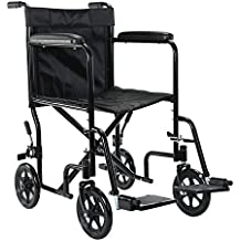 Anaelle Pandamoto Fauteuil Roulant Legere Pliable La Chaise Autotracte Pour Le Quotidien Avec Freins Taille