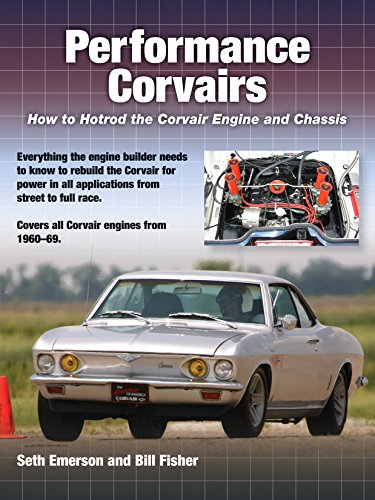 Performance Corvairs: How to Hotrod the Corvair Engine and Chassis (English Edition) -
