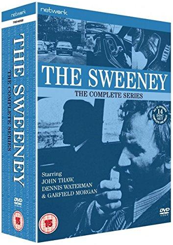 The Sweeney: The Complete Series [DVD] [UK Import] - John Garfield