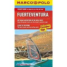 Fuerteventura Marco Polo Pocket Guide (Marco Polo Travel Guides)