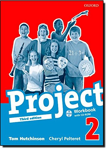 Project. Workbook. Per la Scuola media. Con CD-ROM: Project: 2: Workbook Pack 3rd Edition (Project Third Edition) - 9780194763394