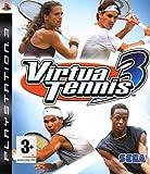 SEGA Virtua Tennis 3, PS3