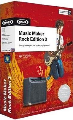 Magix Music Maker Hip Hop Edition 3 (PC DVD)