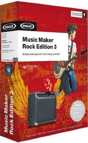 Magix Music Maker Hip Hop Edition 3 (PC DVD) [Import]