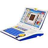 Techhark English Learner Educational Notebook / Laptop Toys For Kids