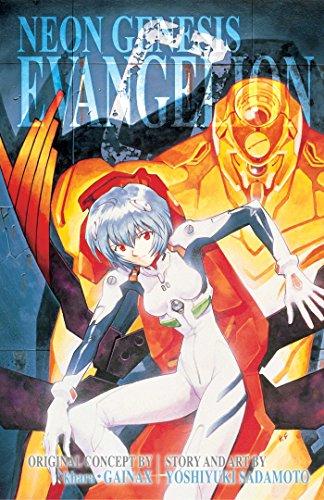 Neon Genesis - Volume 2: 4-5-6 (Neon Genesis Evangelion 3-in-1 Edition)