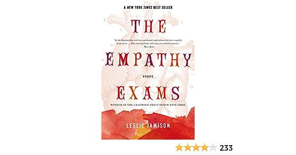 The empathy exams essays on pain answers for algebra 2 homework
