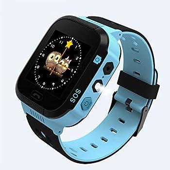 gps smart watch tkstar smart montre bracelet enfant sos appel location finder traceur gps enfant. Black Bedroom Furniture Sets. Home Design Ideas