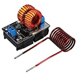 Professionale ZVS bassa tensione a induzione riscaldamento corrente versorgungs modulo, DC 5V–V, 120W–Riscaldamento Brett, versorgungs modulo di alimentazione con riscaldante bobina a induzione