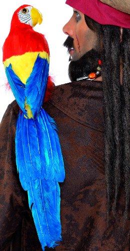 ten-Papagei bunt 50cm E ()