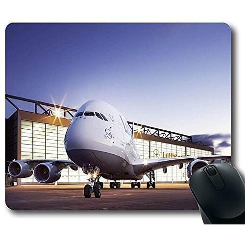 oblong-shaped-mouse-pad-for-custom-design-lufthansa-airbus-a380