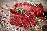 Rinderlende vom Rotbunten Rind, Rinderfilet, Rindslende Gesamtgewicht 200 Gramm Filetspitze