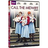 """Coffret call the midwife, saison 6, 8 épisodes ; téléfilm """"spécial noël"""""""