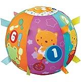 VTech 80-166104 - 1-2-3 Tierspaß Ball