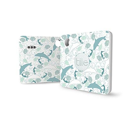 logity Tile Mate Haut, Cover für Fliesen Kacheln, Mate Bluetooth Tracker Aufkleber, Tile Tracker Zubehör, Antihaft-Rückstände Design, (im Design Huhn (Phone-finder-fall)