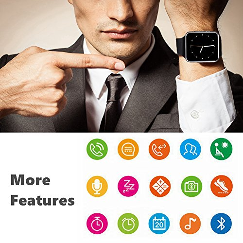 Zoom IMG-3 canmixs bluetooth smart watch cm03