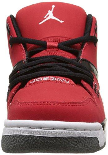 Nike Jordan Flight 23 Bg, Sneakers basses homme multicolore (Gym Red/White-Black-Cool Grey)