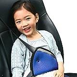 Tenflyer Nuevos niños coche holder cinturón de seguridad infantil regulador malla de triángulos de seguridad de sujeción de la correa protector
