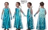 Mädchen Eiskönigin Prinzessin ELSA ...